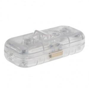 Plastic Inline switch - Transparent or Black