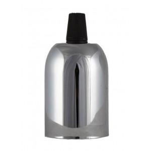 Chrome Drop Cap - Bulb Holder - Edison Screw E27