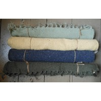 Hand Loomed - 100% Cotton Rug - CLASSICS