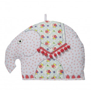 Shaped Tea Cosy - Elephant