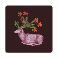 Puddin'Head Placemat - Deer