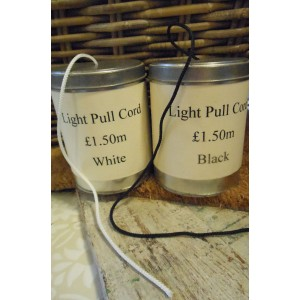 Light Pull Cord - Available in 2 colours