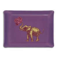 Animal Acrylic Tray - Elephant