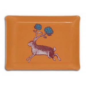 Animal Acrylic Tray - Hare