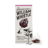 William Whistle Teabags - Blackcurrant & Liquorice Tisane