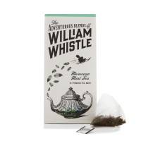 William Whistle Teabags - Moroccan Mint