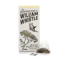William Whistle Teabags - Jasmine & Elderflower
