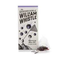 William Whistle Teabags - Blueberry Blue