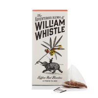 William Whistle Teabags - Toffee Nut Rooibos