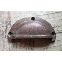 Drawer Pull - Roman Finish - Medium