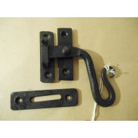 2 Sets of - Shepherds Crook Window Fasteners - Right Hand