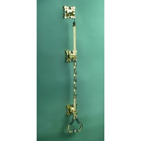 Lichfield Bell Rod - Brass - Long