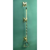 Lichfield Bell Rod - Brass - Long