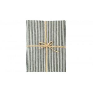 Hampton Stripe Tablecloth - 130 x 230 cm