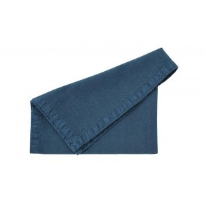 Soft Wash Napkin - Set of 4 - Denim Blue