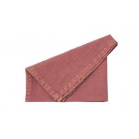 Soft Wash Napkin - Set of 4 - Tuscan Rose