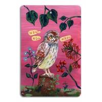Owl Chopping Board - Design by Nathalie Lété.