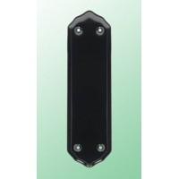 Ceramic Fingerplate - Black