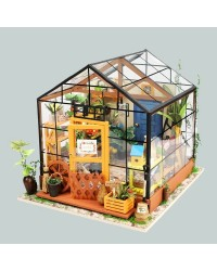 DIY Craft Kit - Build Your Own Mini Greenhouse