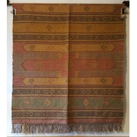 Jute & Wool Rug - Medium - 6627 - 120 cm x 180 cm