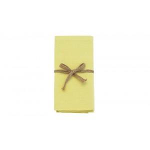 Napkin - Set of 4 - Lemon Grass