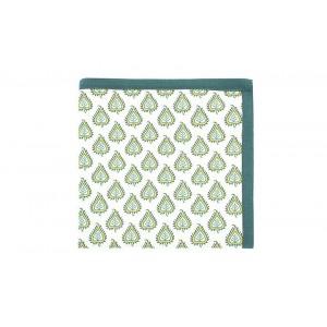 Les Indiennes Table Cloth - 100 x 100 cm