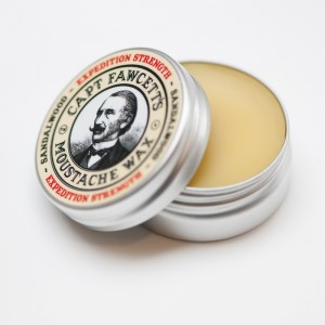 'Captain Fawcett Ltd' - Expedition Strength Moustache Wax - 15ml