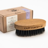 'Captain Fawcett Ltd' -  Beard Brush - Wild Boar Bristle