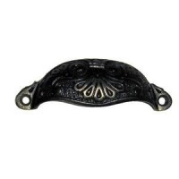 Drawer Pull - Cast Iron