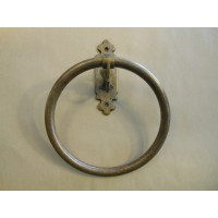 Classic Towel Ring - Antique Brass