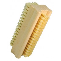 Wooden Nail Brush - Beech - Plant Fibres