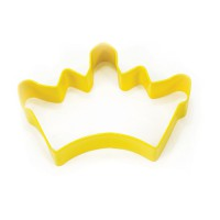 Cookie Cutter - Yellow Crown