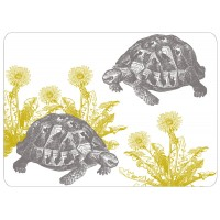 Tortoise Placemats - Thornback & Peel - Set/4