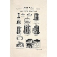 Tea Towel - Historic Advertising - Gas Stove