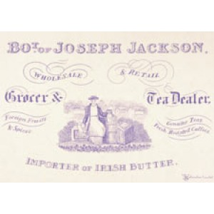Tea Towel - Historic Advertising - Jackson