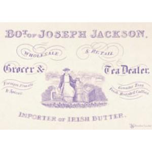 Tea Towel - Historic Advertising - Jackson