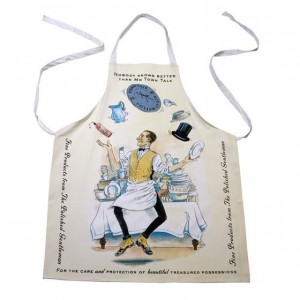 Housekeepers' Apron - Juggling Mr Town Talk