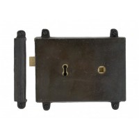 Anvil 33180  Rim Lock & Cast Iron Cover - Beeswax
