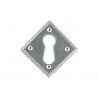 Pewter - Diamond Escutcheon - Anvil 33613