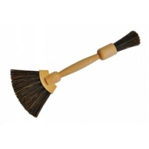 Fan - Shaped Dust Brush - Bristle