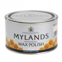 Mylands Wax - Clear - 400g - Toluene Free