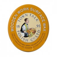 Town Talk - Wooden Work Surface Wax- 150g