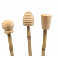 Wooden Cane Toppers