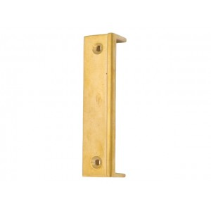 Rim Lock & Latch Brass Keep - Large