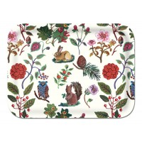 Birchwood Tray - Woodland - Nathalie Lete