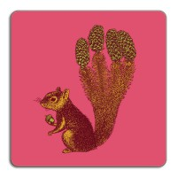 Puddin'Head Placemat - Sciurus - Squirrel