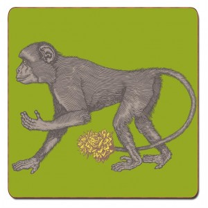 Puddin'Head Placemat - Simius - Monkey