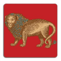 Puddin'Head Placemat  - Lion