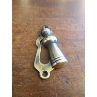 Lady Escutcheon - Brass