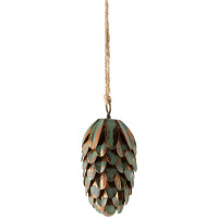 Pinecone Decoration - Vintage Finish
